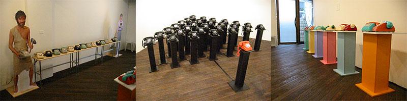 DEN-WA(2006)トキ・アートスペース (東京)