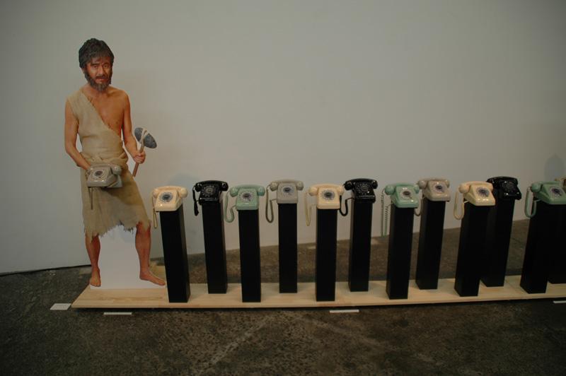 Messages from Adam 」(2005〜) | <b>市川衛</b>のインタラクティブアート