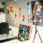 「インタラクティブアートの世界」