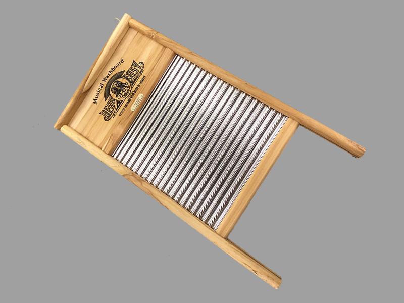 ウォッシュボード:洗濯板の形のウォッシュボード