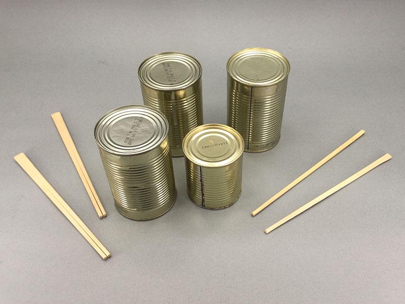 缶詰の太鼓:トマトホール缶は太鼓&ギロになる