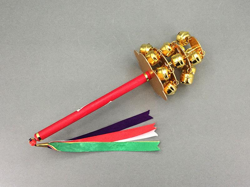 神楽鈴:お守りの神楽鈴